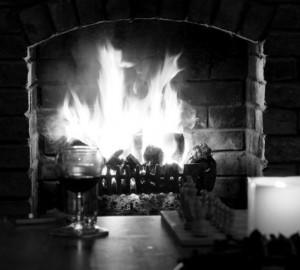 bonfire -fireside