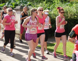 Erin - race for life