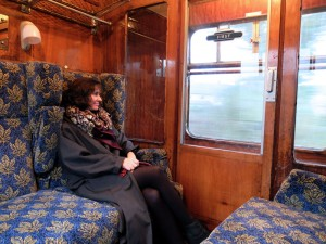 train - first class