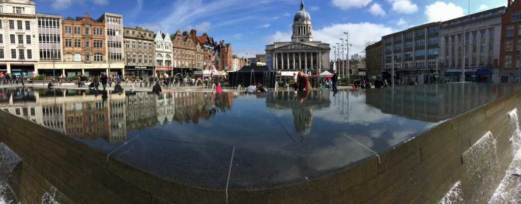 nottingham fountain1